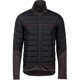 PEARL iZUMi Elevate Insulated AmFIB Giacca Uomo, black/phantom